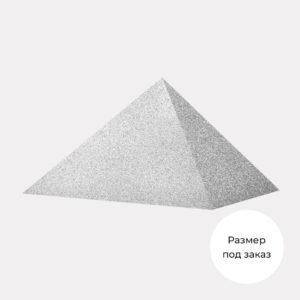 """МАФ """"Пирамида"""" белая - ИЕСА СТРОЙ"""